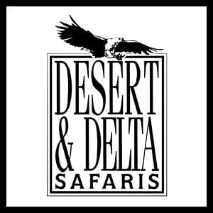 Logo Desert & Delta Safaris