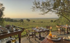 Kenia-Massai-Mara-Bateleur-Camp-Dinner