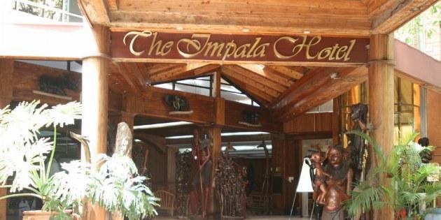 imgs Tanzania/ImpalaHotel/