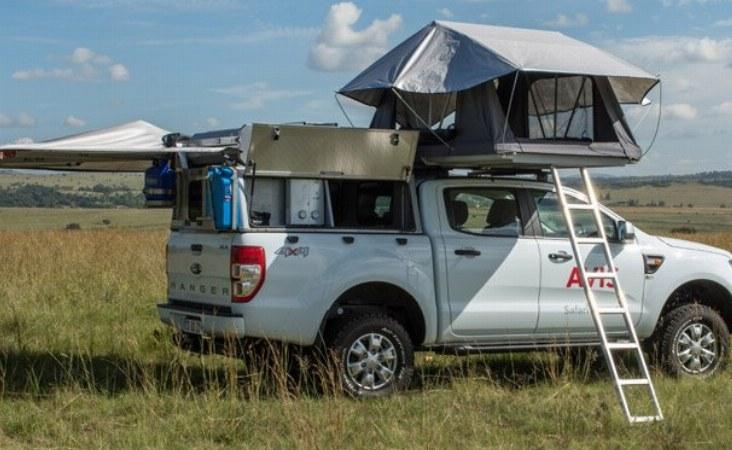 Avis Safari Camper