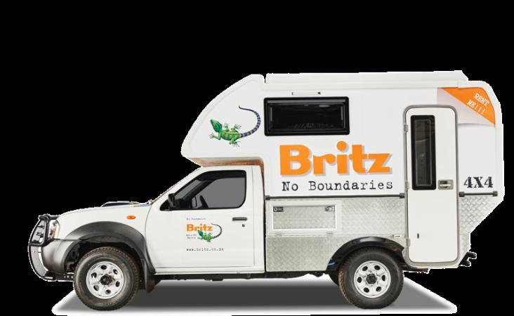 Britz Camper & Mietwagen