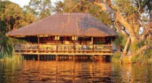 Selbstfahrerreisen Chobe Safari Lodge