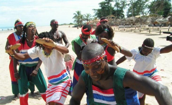 Gambia Land & Leute