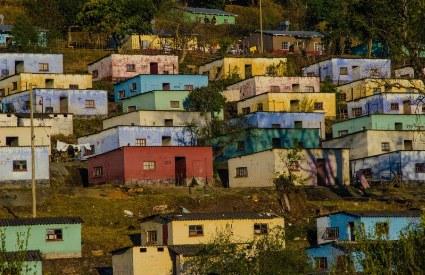 Swasiland Dorf