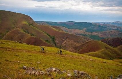 Swasiland Landschaft
