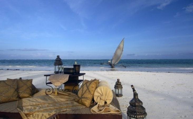 Badeurlaub Sansibar