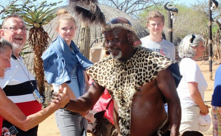 Kleingruppenrundreise Zululand